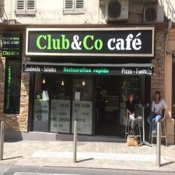 Club and Co, Cannes