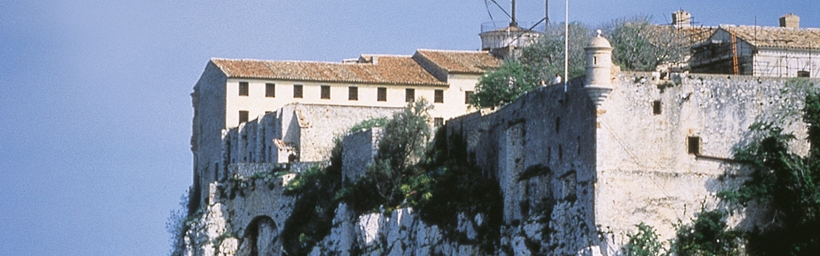 Fort Royal, Prison de l'homme au Masque de Fer - Ile Sainte-Marguerite - Cannes