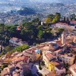 Mougins, village perché