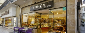 Ernest patisserie - Cannes