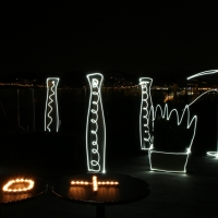 Earth Hour - Radisson Cannes