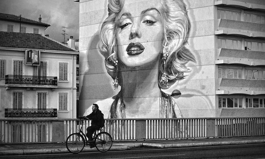 Murs Peints Marylin (©Laurent ROCH)