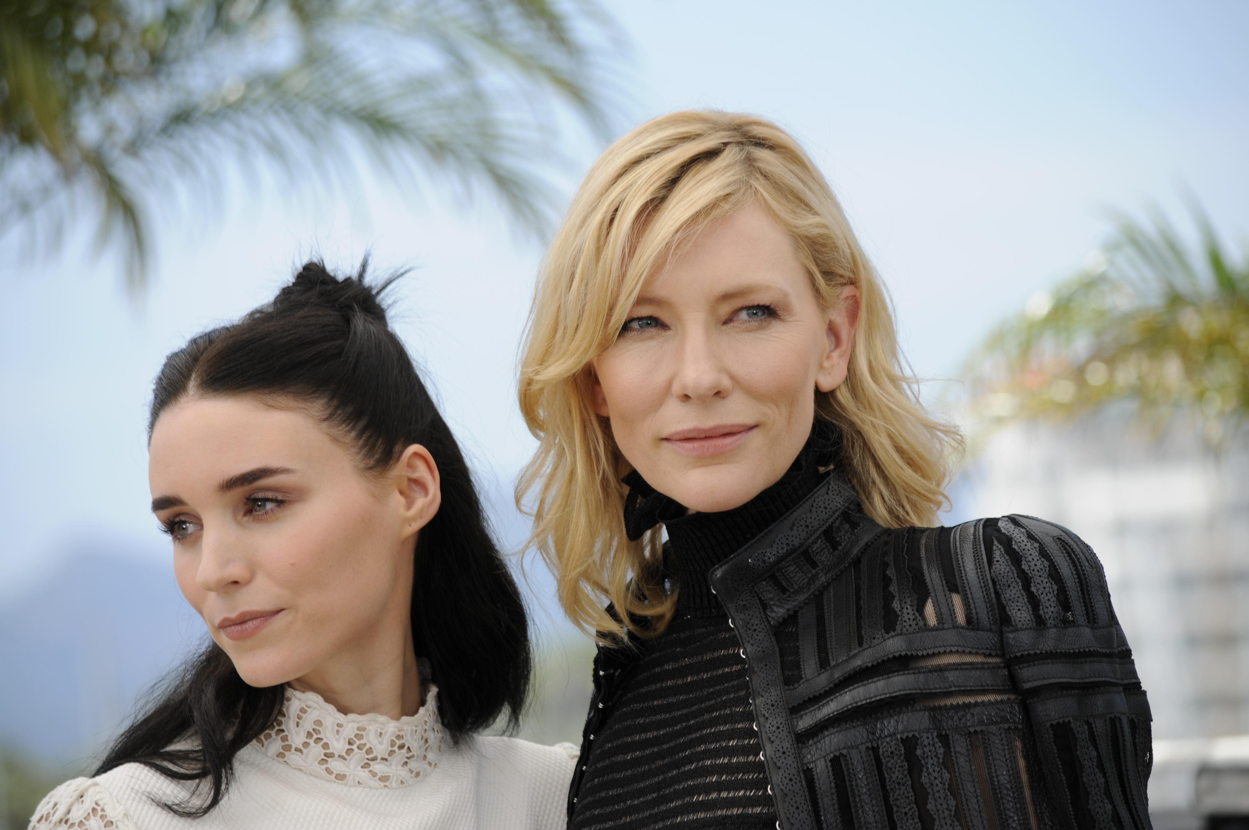 Cate Blanchett And Rooney Mara Fanfiction