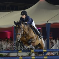 Jumping Festival Cannes - Jessica Springsteen