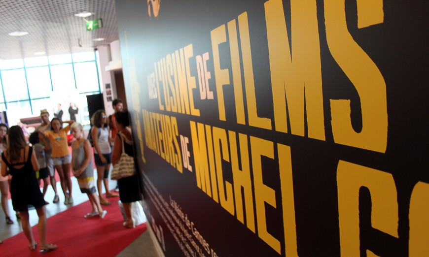 Usine de Films Amateurs Gondry Cannes