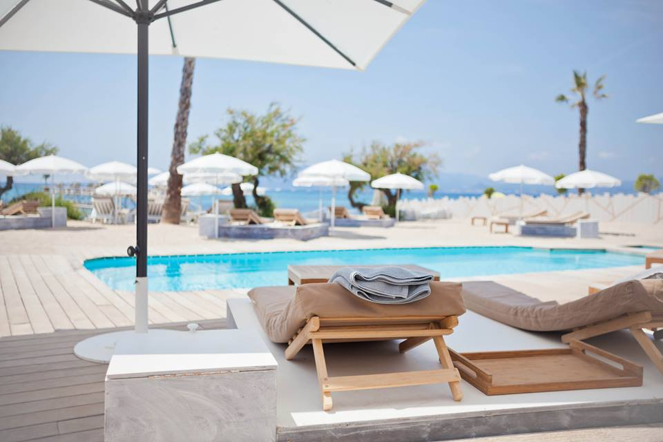 gotha beach piscine cannes