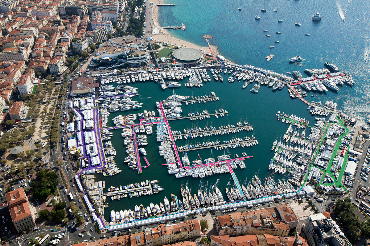6 Good Reasons To Attend The Cannes Yachting Festival
