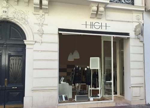 Boutique High Everday Couture Cannes