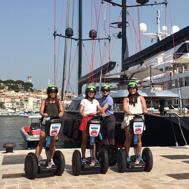 City Tour MobilBoard Segway Cannes