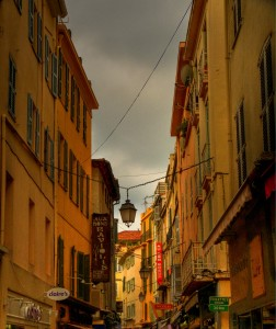 A view of the famous Meynadier street ©Audrey BEATINI